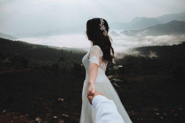 復縁して結婚を目指すカップル